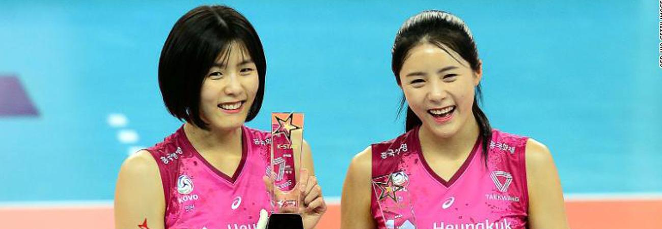 El caso de las voleibolistas que hicieron explotar el 'Me Too' de acoso escolar en Corea