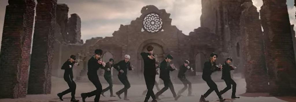 Golden Child revela su fascinante MV coreografico de Burn It