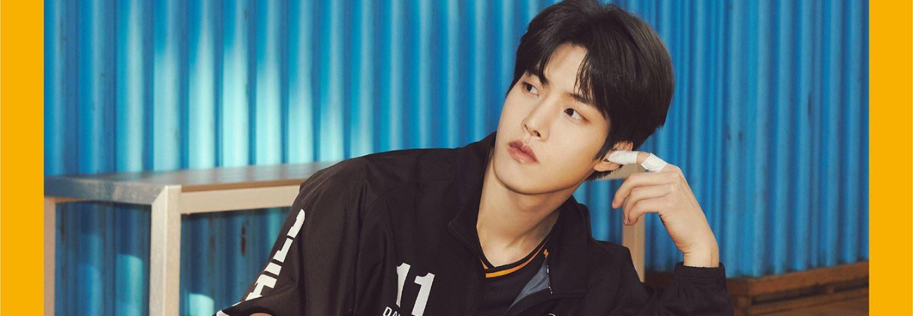 Daeyeol y Tag de Golden Child muestran sus encantos como deportistas para 'Breathe'