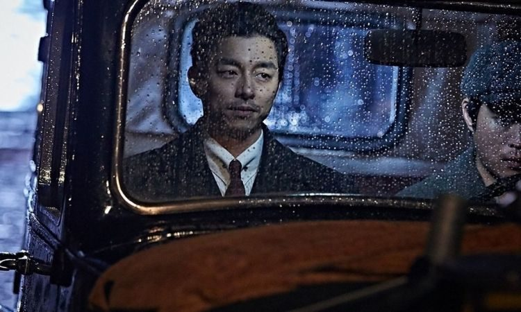 Gong Yoo en The Age of the Shadows