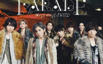 Hey Say Jump ingresa a la lista Hot 100 de Billboard Japan
