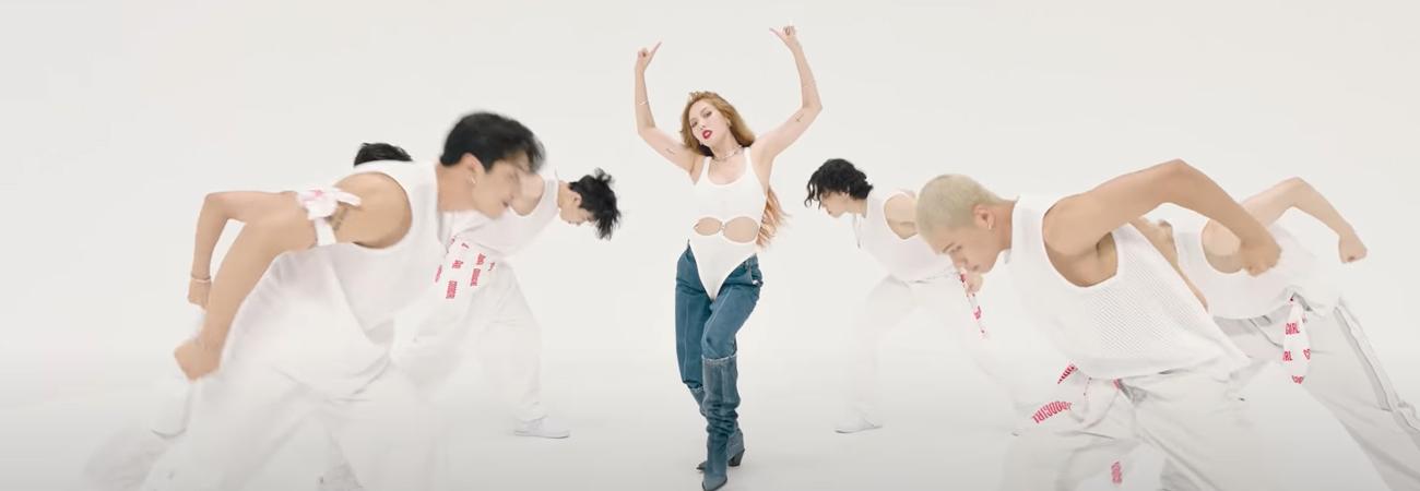 HyunA ha regresado para quedarse con el MV Good Girl