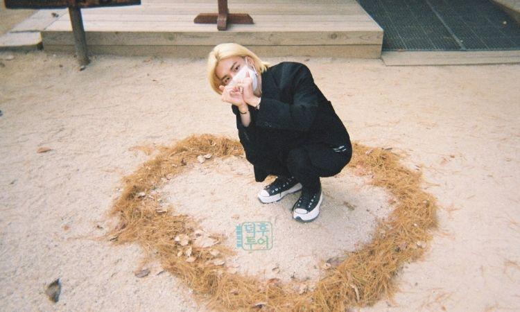 Stray Kids' Hyunjin compartilha carta de desculpas manuscrita