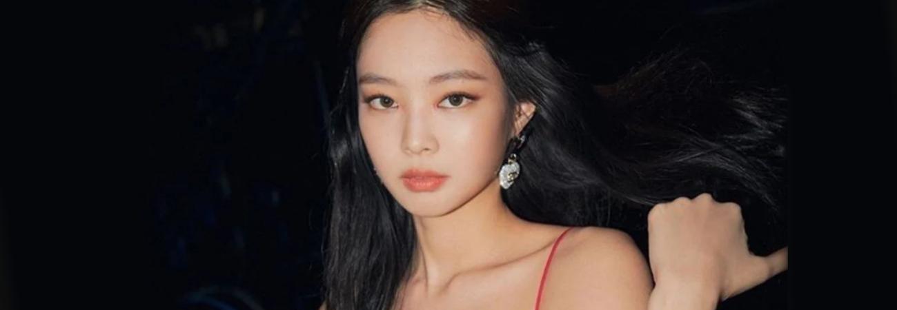 Jennie de BLACKPINK nomeada editora de moda da Vogue Korea
