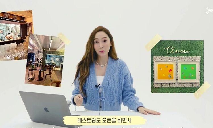 ¿En Corea y con hambre? Esto es lo que te costaría una comida en el restaurante de la ex Girls' Generation, Jessica Jung