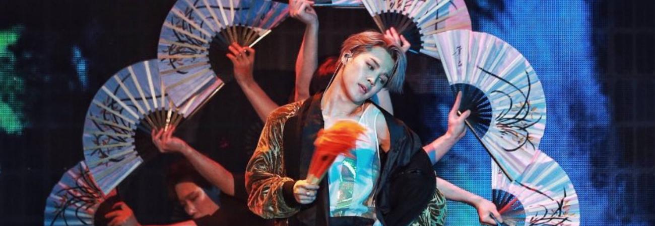 Jimin do BTS se torna uma inspiração para Jay da ENHYPEN