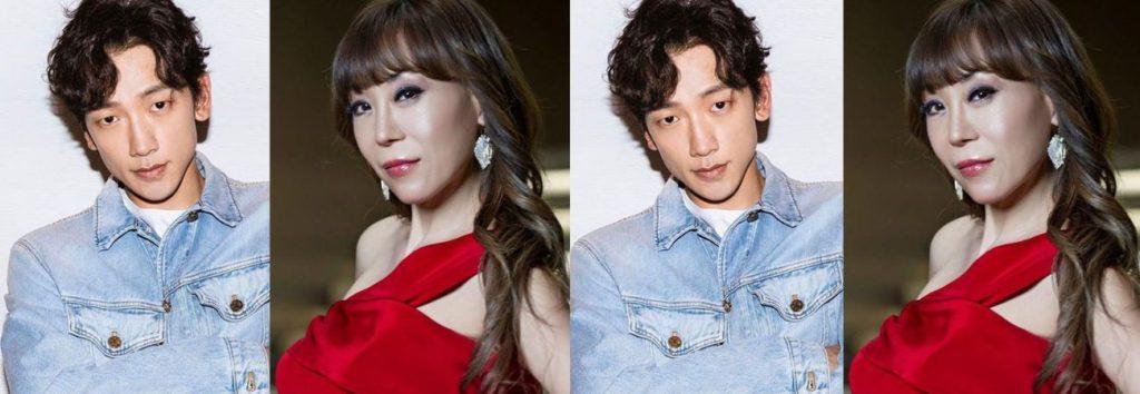 Jo Sumi y Rain se unen para lanzar la canción principal de la plataforma de K-pop 'UNIVERSE'
