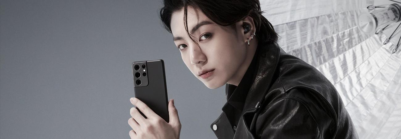ARMY necesita la suerte de esta ARMY porque conoce a Jungkook de BTS y le firma su telefono