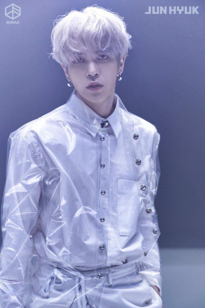 DSP Media revela a Junhyuk, segundo miembro del nuevo grupo de chicos 'Mirae Boy'