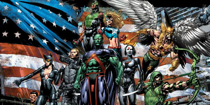 Conoce más acerca de la heroína japonesa de DC Comics, Katana