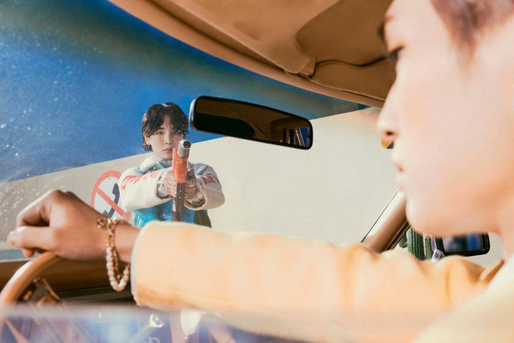 SHINee revela fotos conceptuales de Key y Onew para 'Don't Call Me'