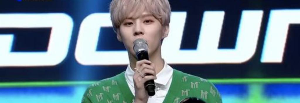 """Kim Woo Seok obtiene su primera victoria con """"Sugar"""" en M Countdown"""