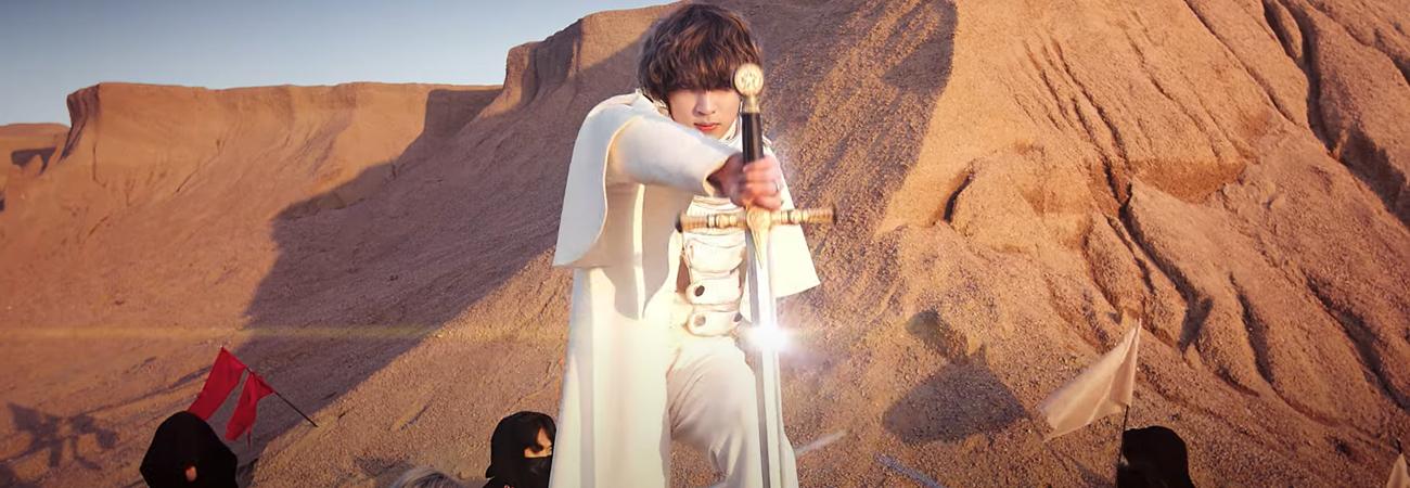 KINGDOM revela su MV teaser versión Solar para Excalibur