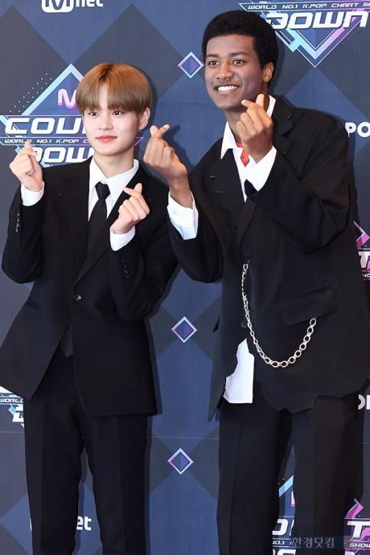 Miyeon de (G) I-DLE y Nam Yoonsu son los nuevos MCs de M Countdown + Daehwi de AB6IX y Han Hyun Min se despiden del programa