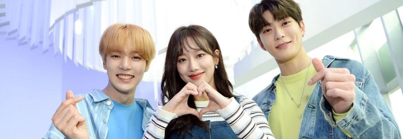 Minhyuk da MONSTA X, Jaehyun da NCT e Nayeon da APRIL não continuarão mais como MCs da Inkigayo no próximo mês