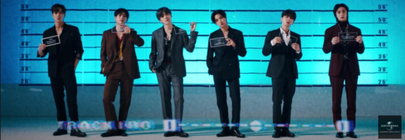 MONSTA X estrena el MV de su sencillo japonés 'WANTED'