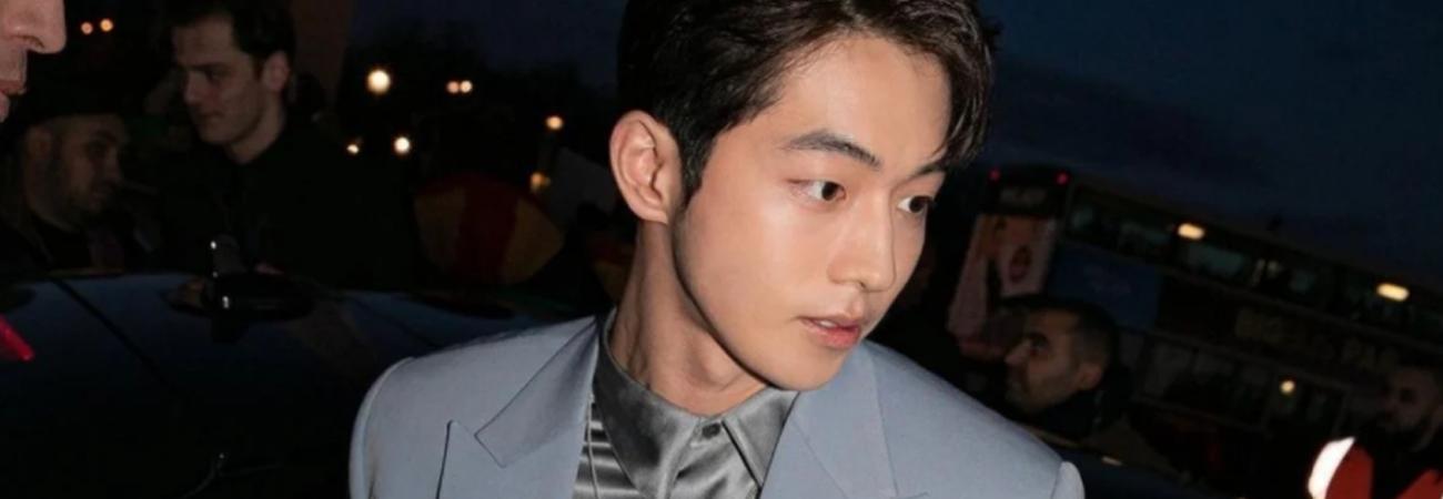Nam Joo Hyuk es elegido como musa de Top Ten