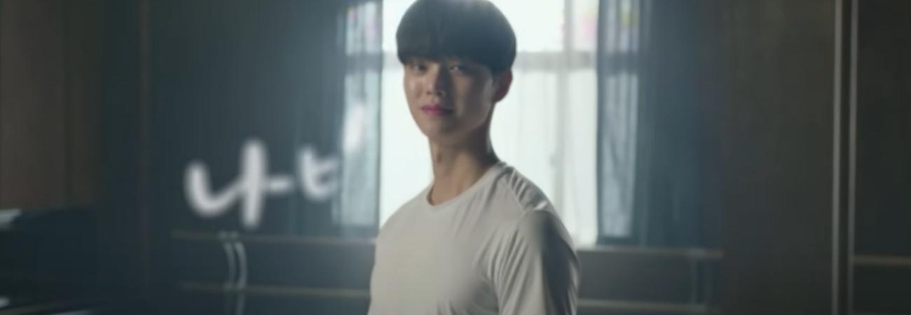 Song Kang y Park In Hwan se inspiran en el ballet durante el teaser del dorama Navillera