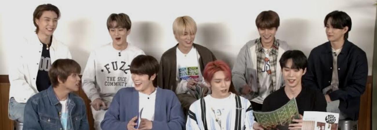 NCT 127 explica el significado de las canciones de su álbum 'LOVEHOLIC'