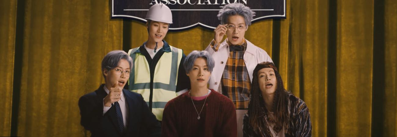 Seunghyub de N.Flying introduce su nuevo MV teaser de Clicker