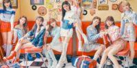 NiziU debut en Corea