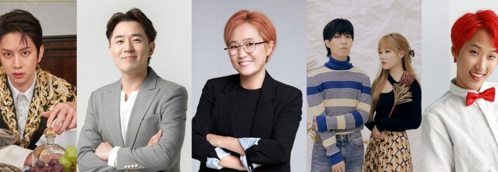 Heechul de Super Junior y BOOM son los anfitriones del nuevo programa de JTBC 'Long Live Freedom'
