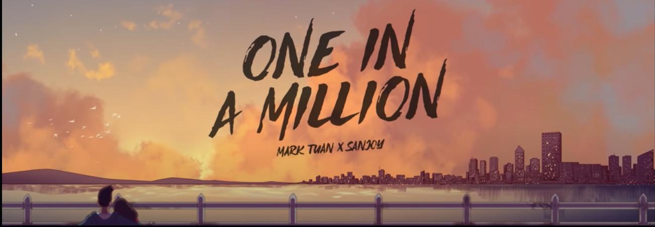 Mark de GOT7 y Sanjoy presenta el emotivo MV animado One in a Million
