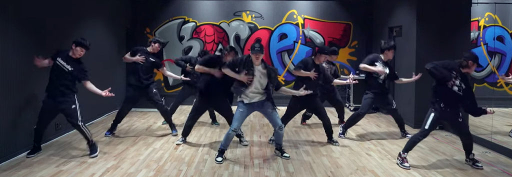 Kang Daniel revela su fascinante dance practice de PARANOIA