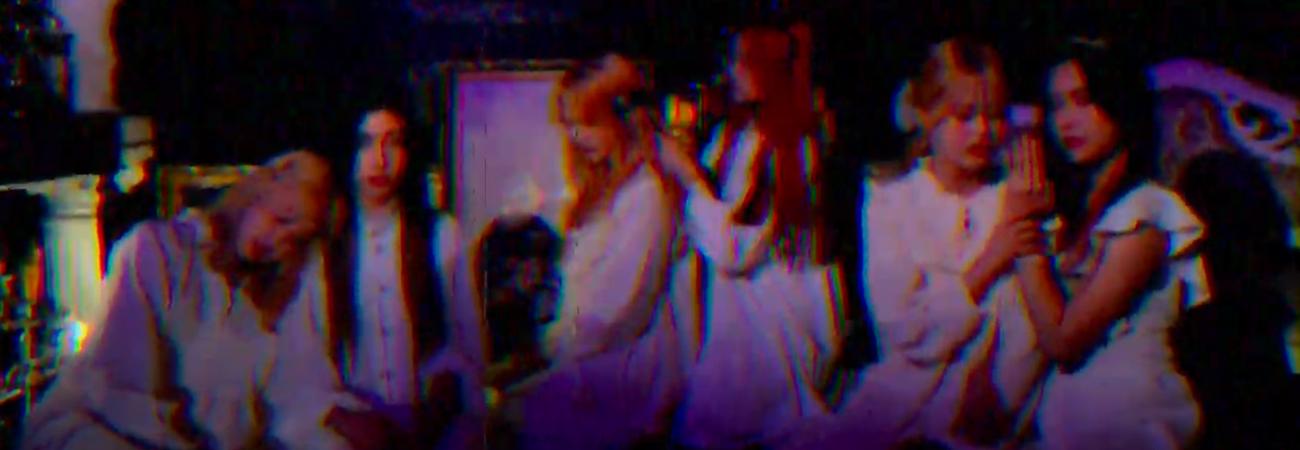 PIXY revela su espeluznante trailer para WINGS su canción de debut
