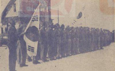 Primer movimiento de Independencia en Corea