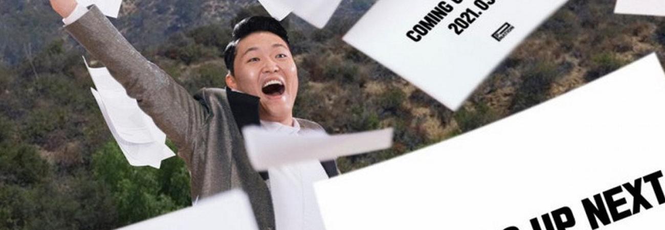 Psy revela un nuevo comeback con P-Nation