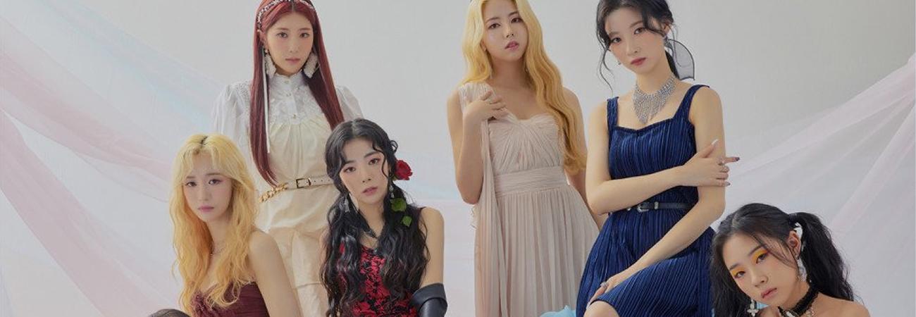 PURPLE K!SS se unen para su fotografía grupal para su comeback Can We Talk Again