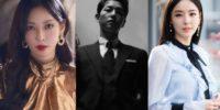 Ranking mensual de actores en dramas de marzo