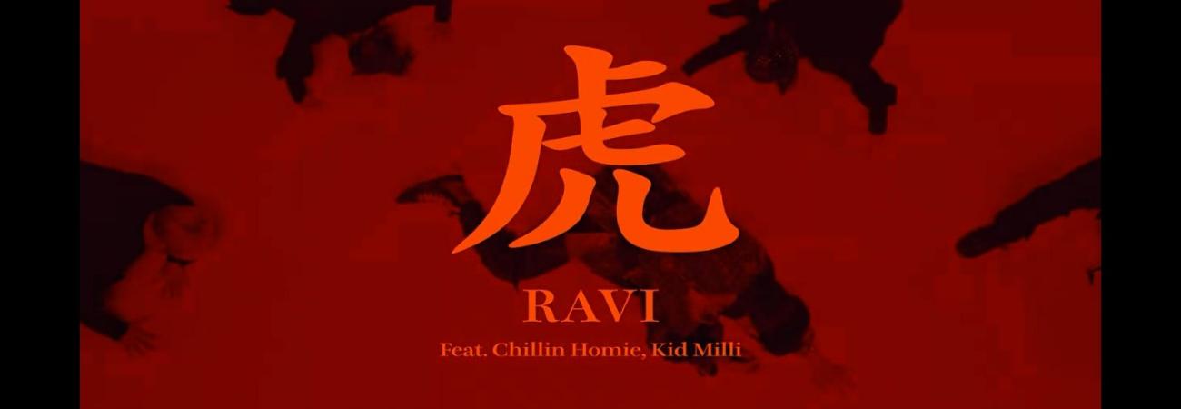 Ravi se une a Chillin Homie y Kid Milli para el poderoso MV de 'TIGER'