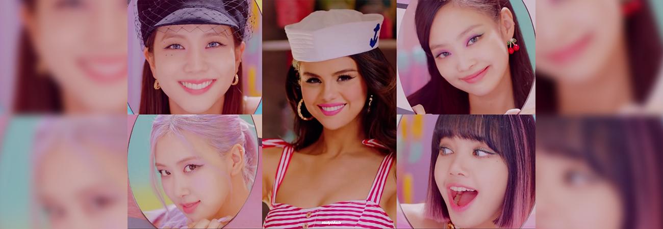 Selena Gomez confiesa cómo fue trabajar con BLACKPINK