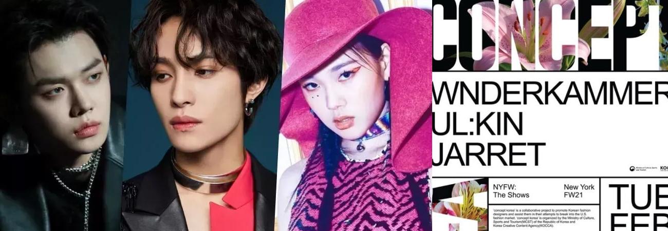 Horarios para LATAM y España para la Semana de la Moda en Nueva York y ver a Yeonjun de TXT, BIBI y Yangyang de WayV