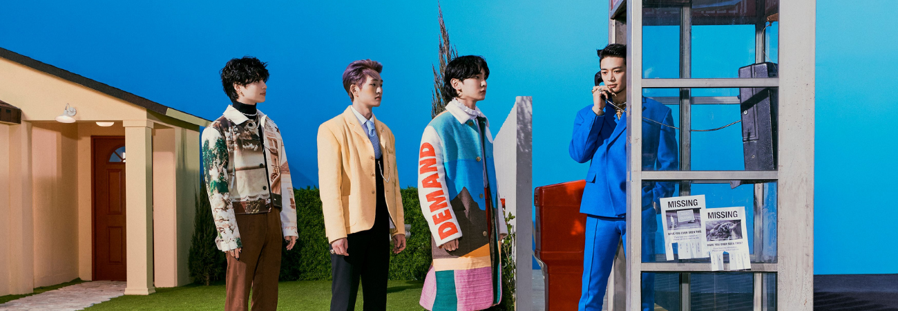 SHINee revela fotos conceptuales de Minho y Taemin para 'Don't Call Me'