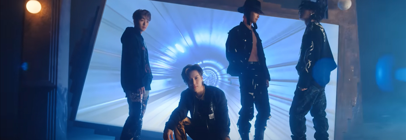 ¡SHINee IS BACK! Con su fasciante MV Don't Call Me