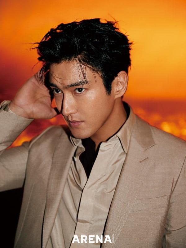 Siwon do Super Junior