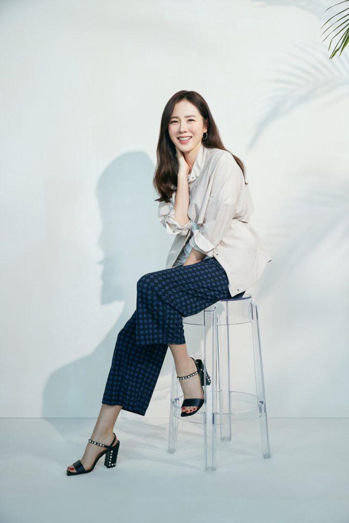 Son Ye Jin es elegida como musa de la marca 'Cocodrile'