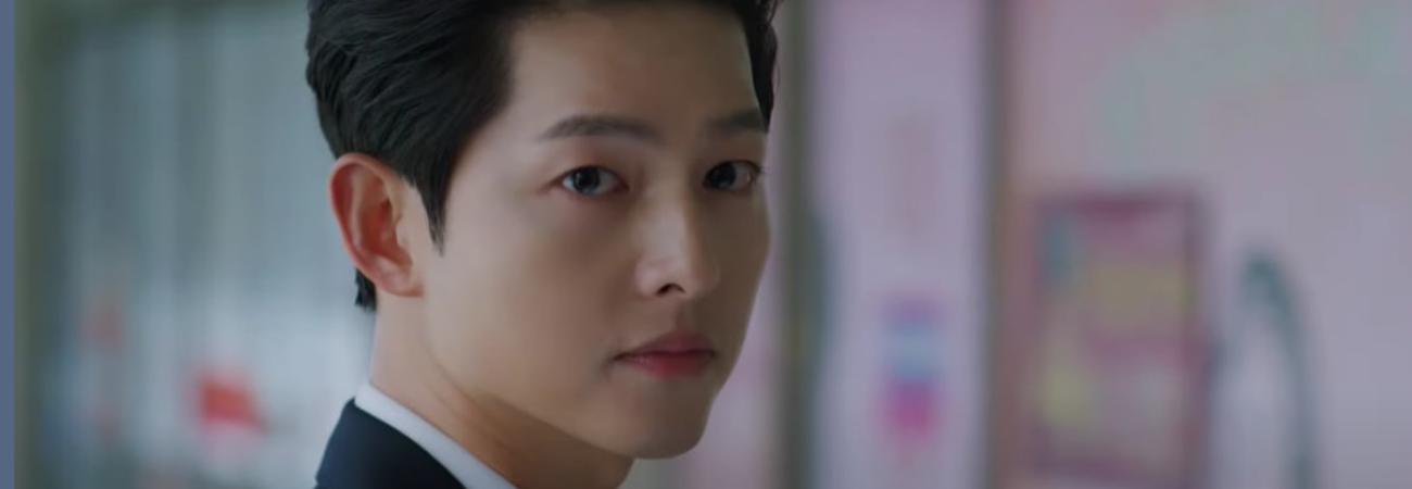 ¿Quieres más de Song Joong Ki? Estos son sus dramas