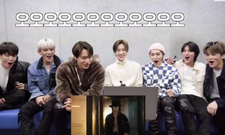 SuperM reacciona al MV de 'Don't Call Me' de SHiNee