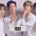 TEST: ¿Qué integrante de ONEUS sería tu novio?