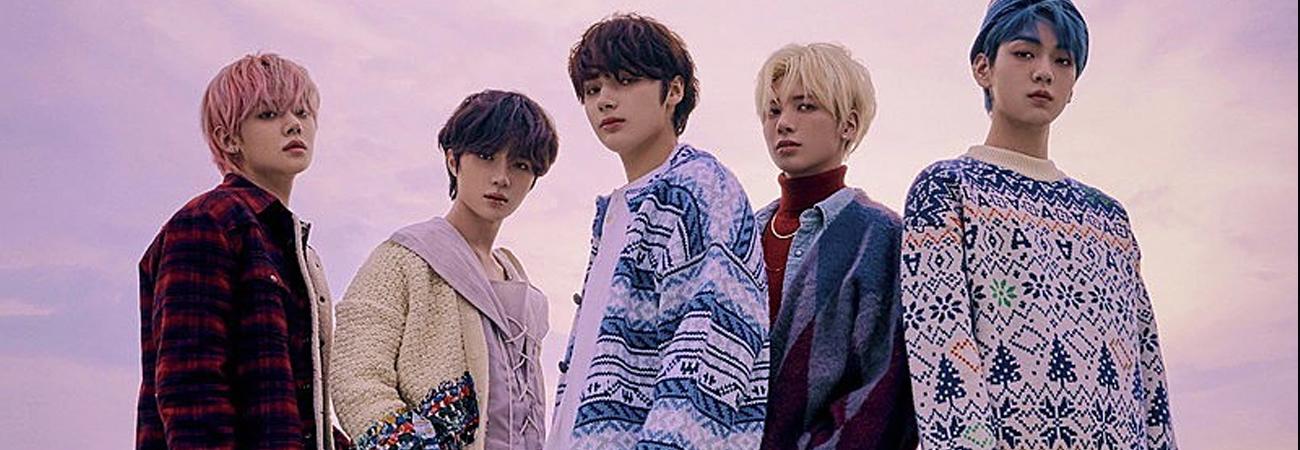 TXT debuta en los Billboards con su álbum en japonés Still Dreaming