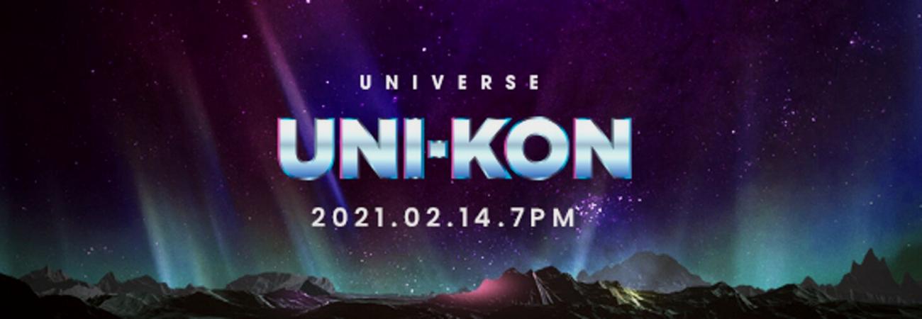 Horarios para LATAM y España del concierto UNI-KON de UNIVERSE