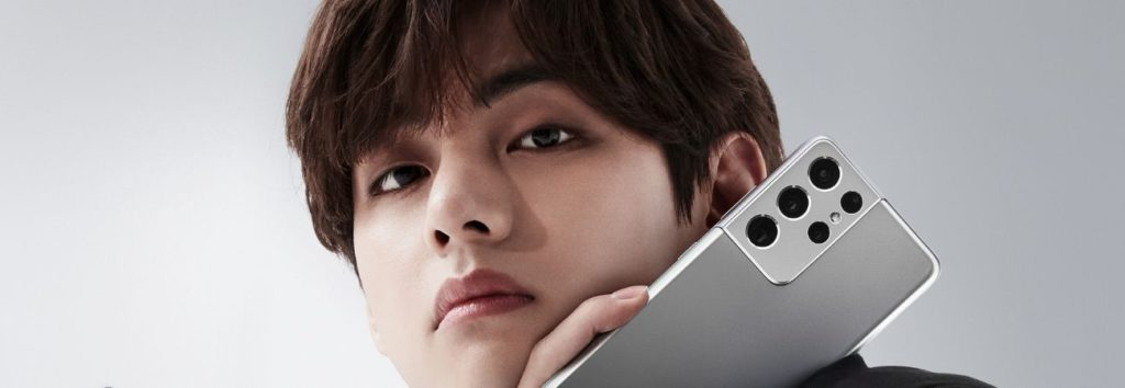 Netizens elogian la habilidad de V de BTS como modelo profesional
