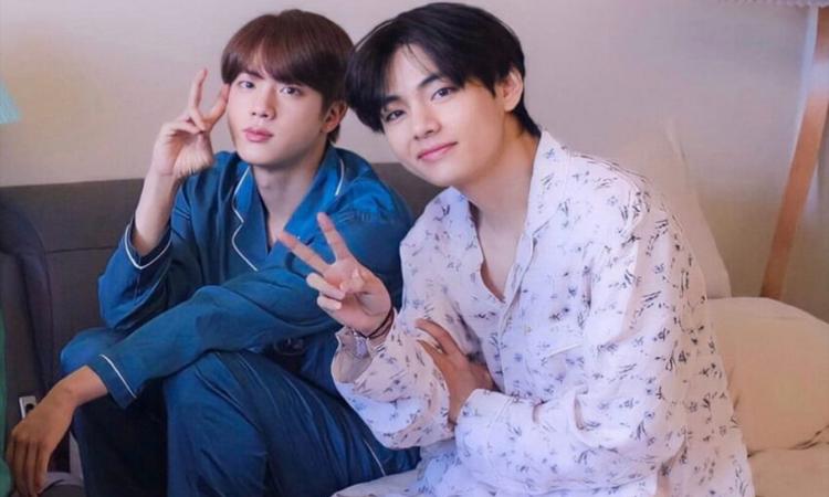 V y Jin de BTS realizan aparición especial en el dorama The Penthouse