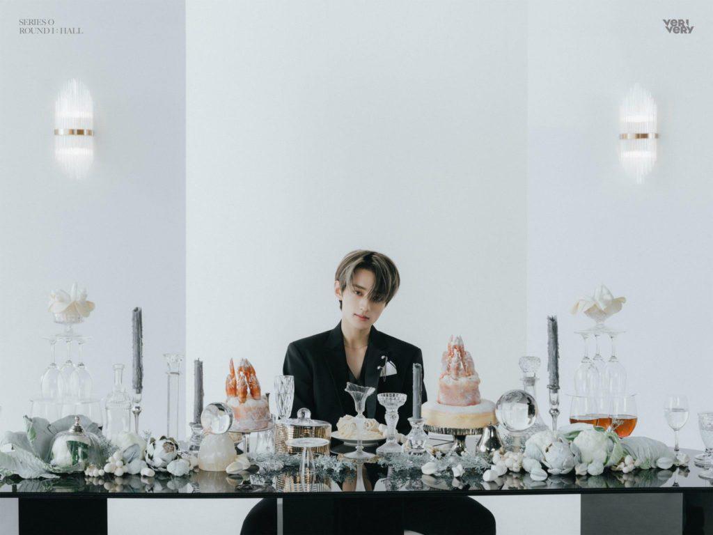 Yongseung y Kangmin de VERIVERY revelan sus fotos para 'Series O – Round I: Hall'