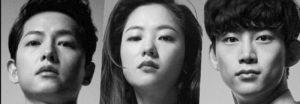 Song Joong Ki, Jeon Yeo Bin, Taecyeon de 2PM revelan sus poster individuales para el dorama Vicenzo
