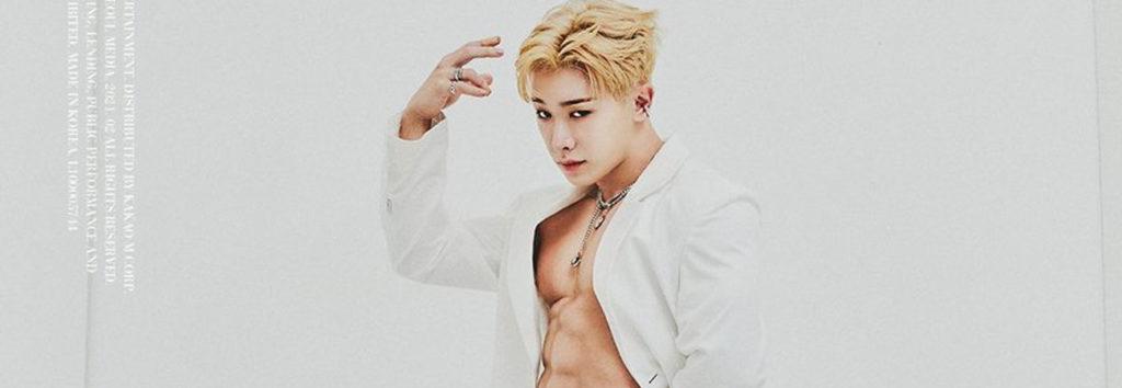 Wonho muestra su tonificado cuerpo en las fotos concepto para Love Synonym #2: Right for Us